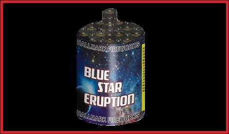Blue Star Eruption